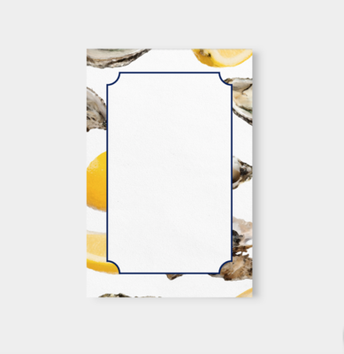 Oyster Notepad