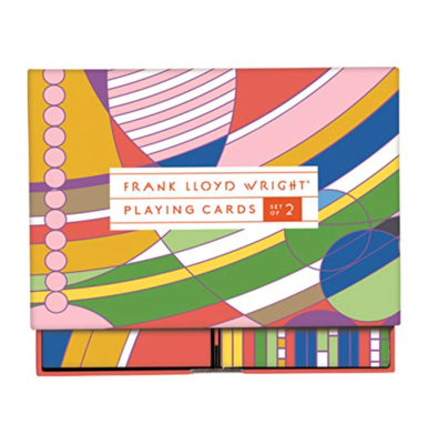 FLW Playing Cards