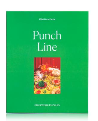 Punch Line Puzzle