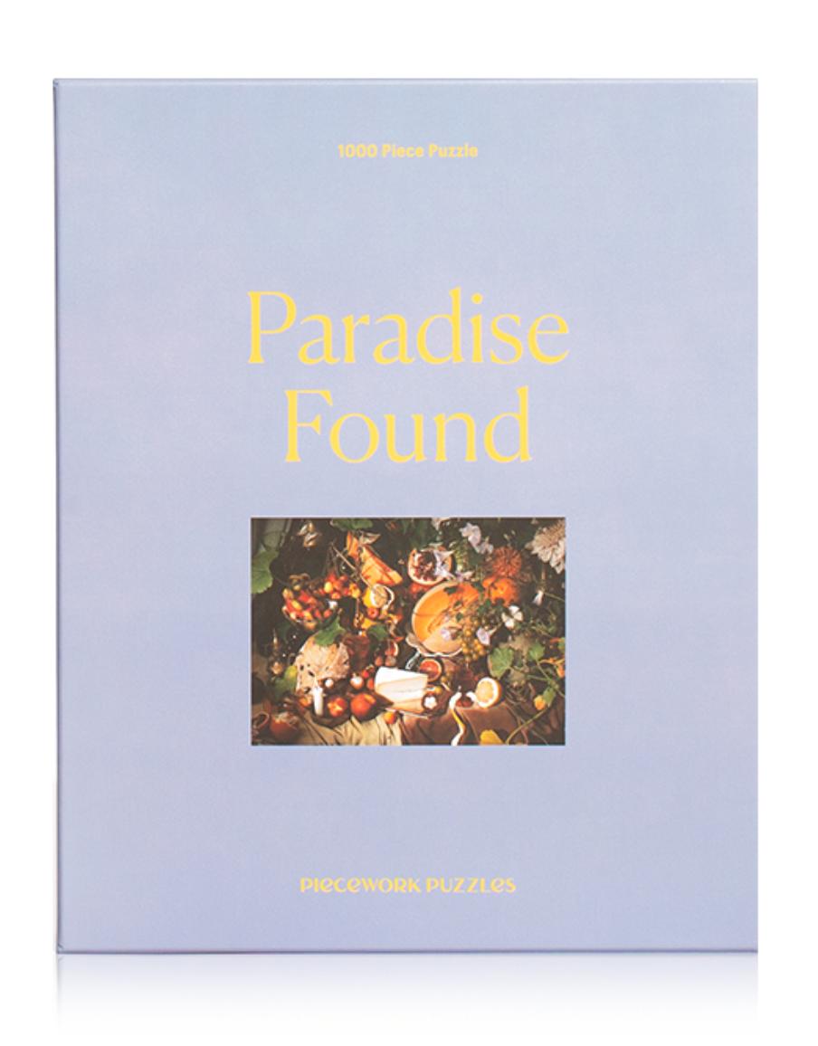 Paradise Found Puzzle