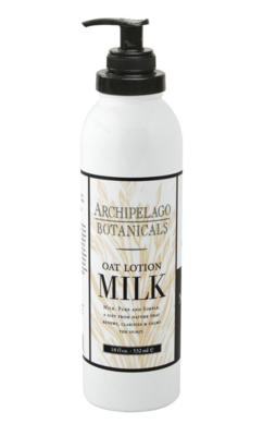 Milk Oat Body Lotion