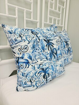 Journey in the Jungle Pillow