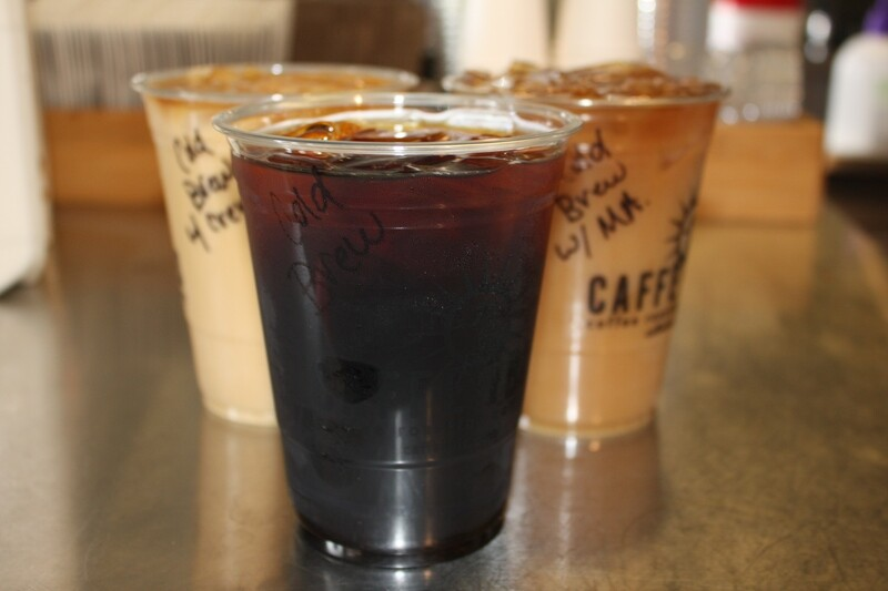 Iced Cold Brew Coffee