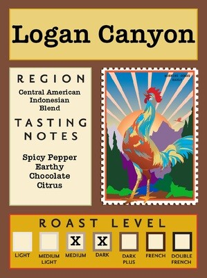 12oz Organic Logan Canyon Blend