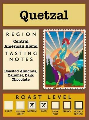 12oz Organic Quetzal Blend