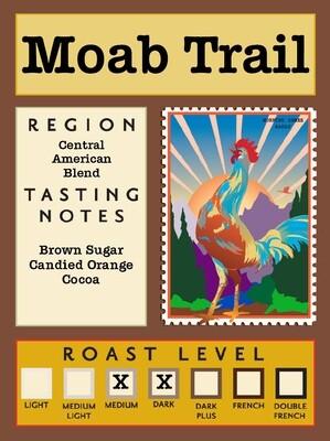 12oz Organic Moab Trail
