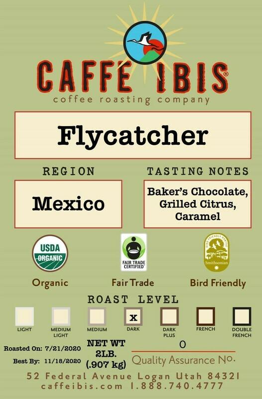 2lb Organic Flycatcher