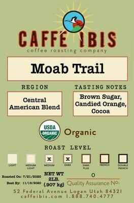2lb Organic Moab Trail Blend