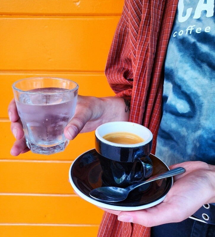 Espresso - Single to Double