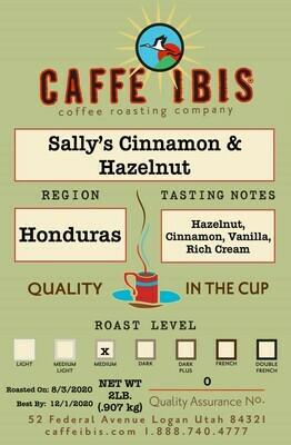 2lb Sallys Cinnamon Hazelnut Creme