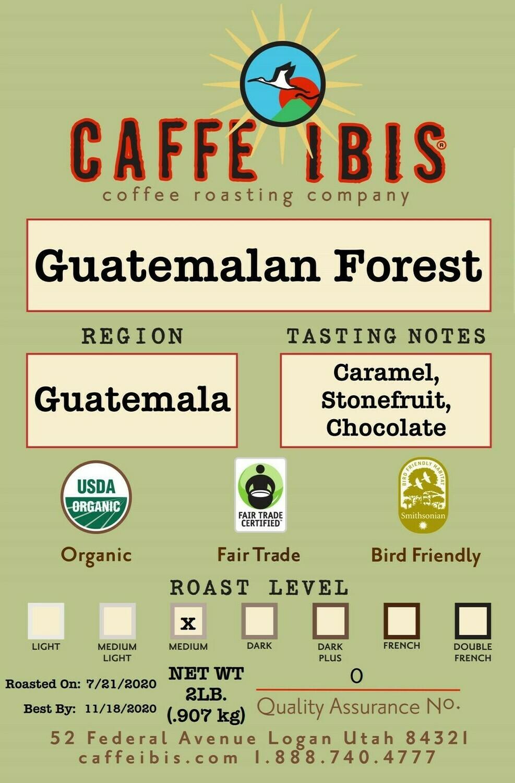 2lb Organic Guatemalan Forest