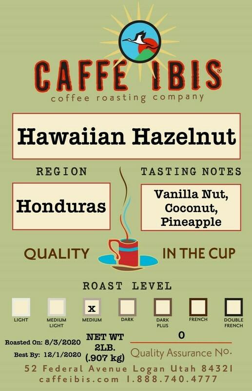 2lb Hawaiian Hazelnut