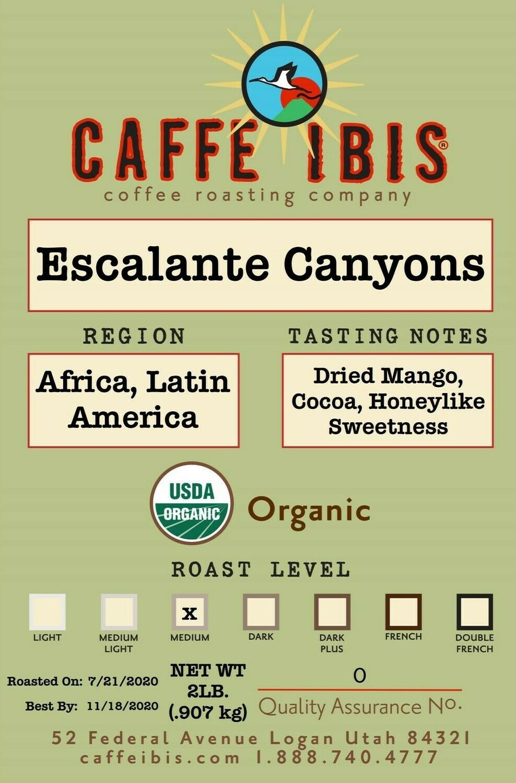 2lb Organic Escalante Canyons