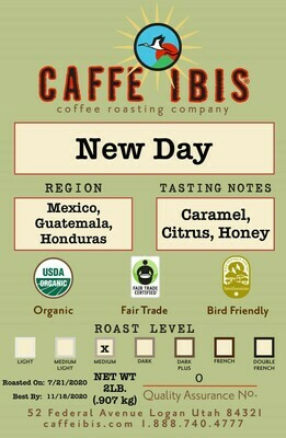 2lb Organic New Day
