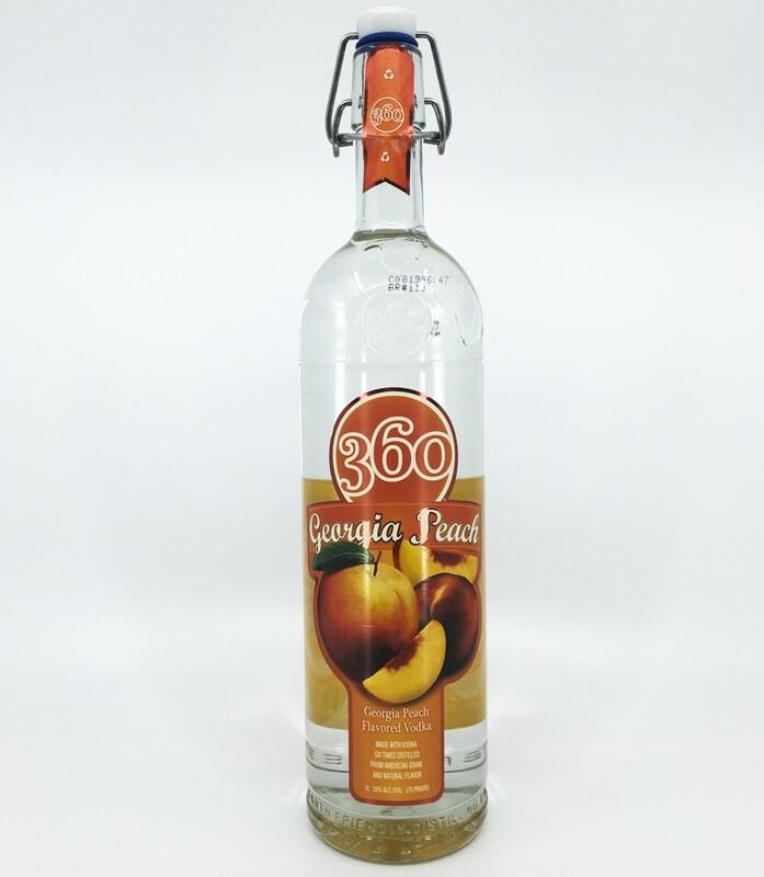 360 Georgia Peach