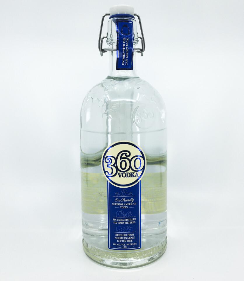 3l 360 Vodka