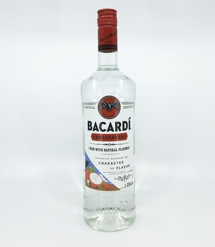 Bacardi Dragonberry Liter