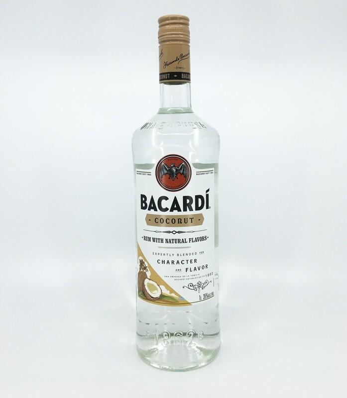 Bacardi Coconut liter