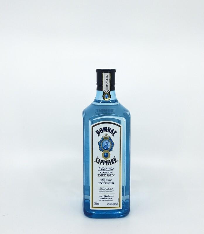 Bombay Sapphire 750