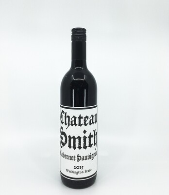Charles Smith Chateau Smith Cabernet