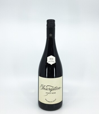 Inscription Pinot Noir