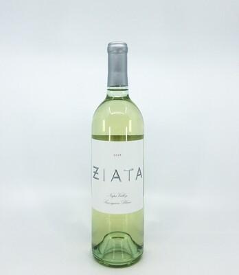 Ziata Sauvignon Blanc 2018