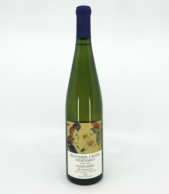 Bloomer Creek Dry Riesling 2016