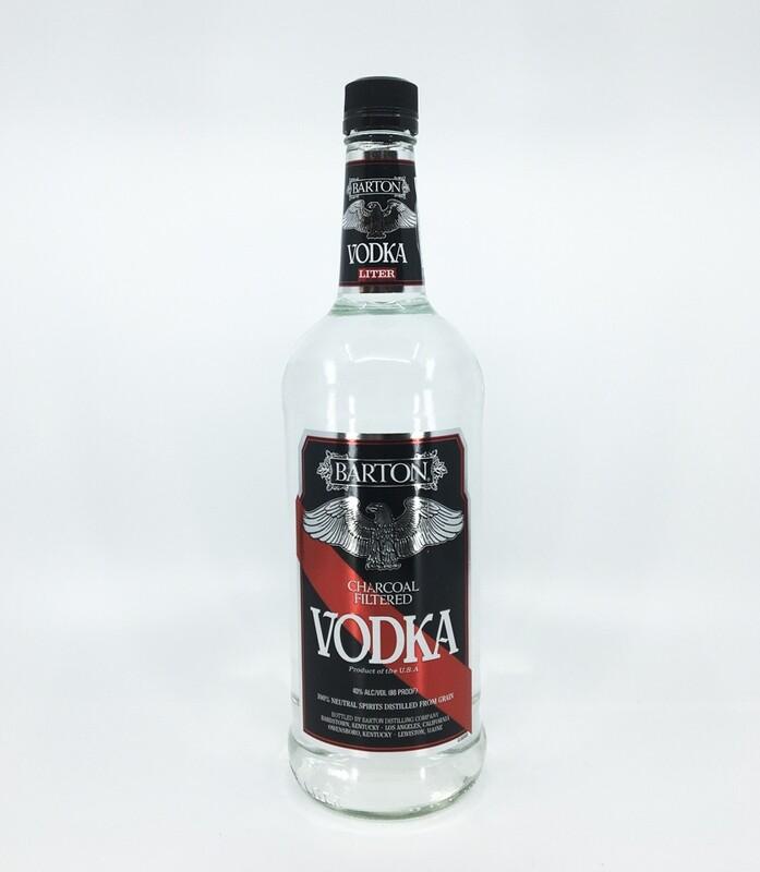 Barton Vodka Liter