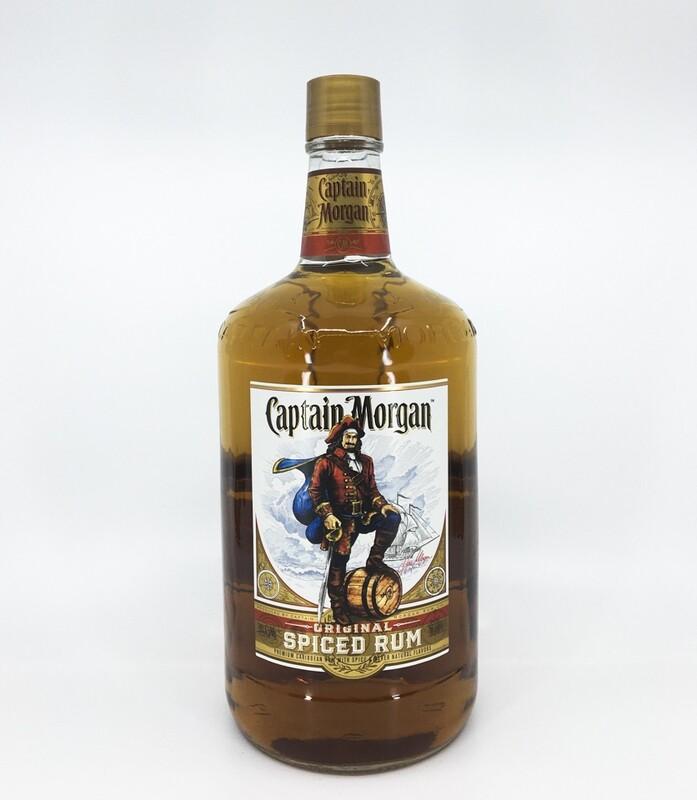 Captain Morgan 1.75