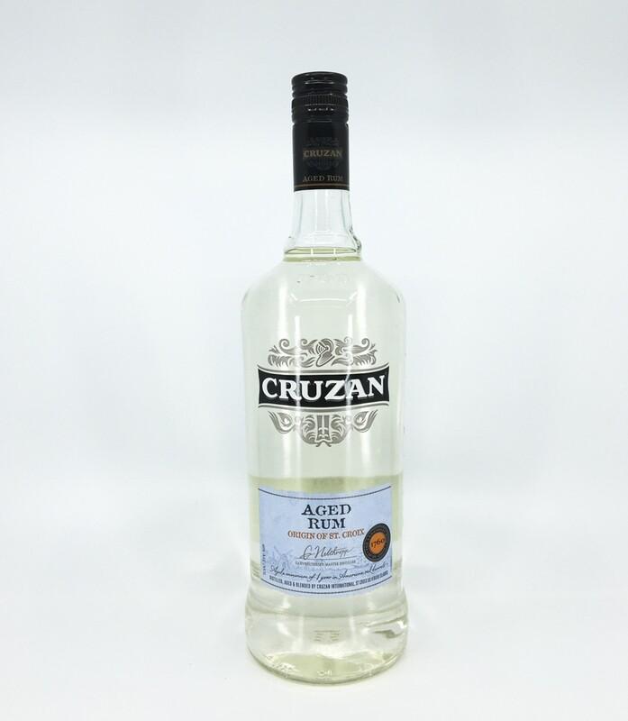 Cruzan Light Rum Liter