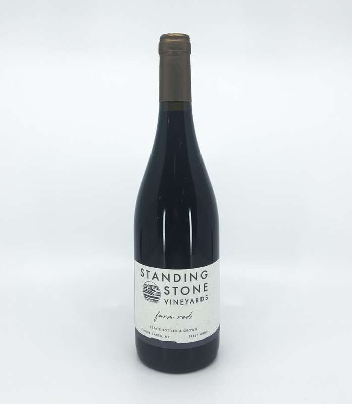 Standing Stone Vineyards Farm Red