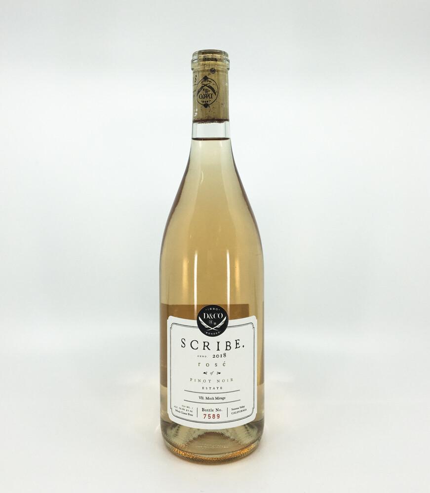 Scribe Rosé of Pinot Noir