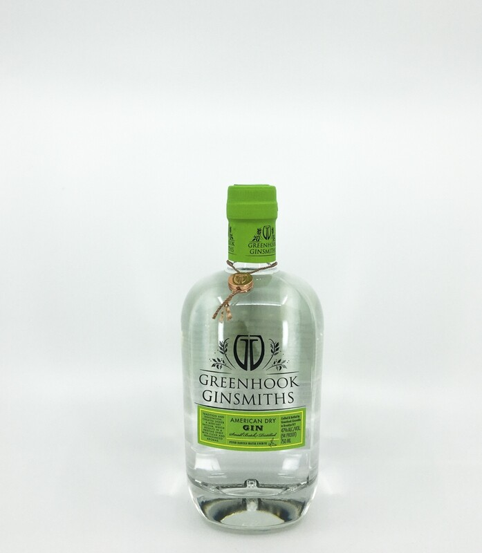 Greenhook Gin 750ml