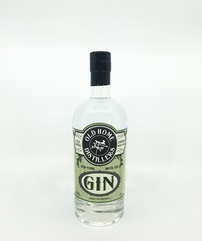 Old Home Gin