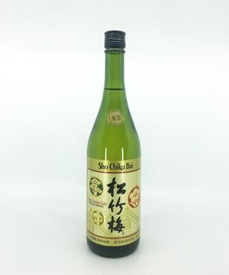 Sho Chiku Bai Sake750ml