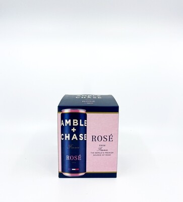 Amble and Chase Premium Rose 2019