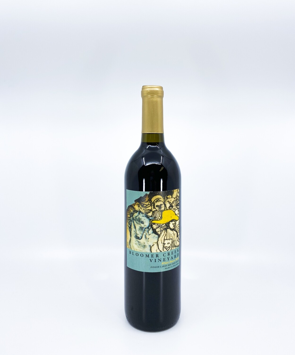 Bloomer Creek Red Blend (White Horse) 2018
