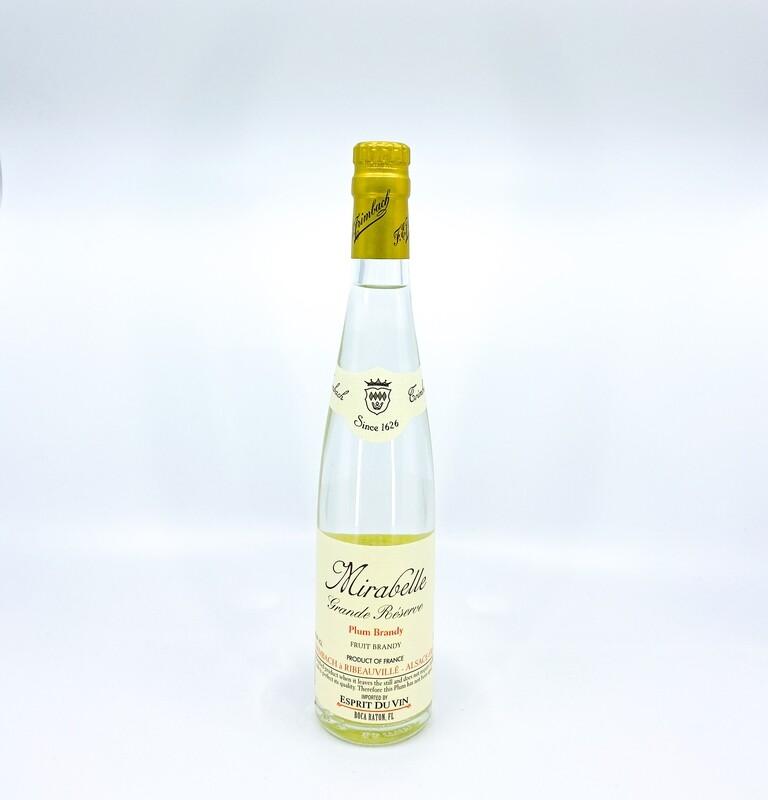 Trimbach Plum Brandy (Eau-de-Vie) 375ml