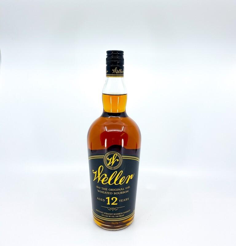 Weller 12 Year Original Wheated