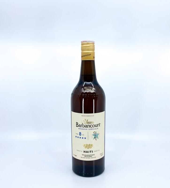 Barbancourt Rum 8 Year