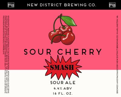 Sour Cherry Smash 4pck