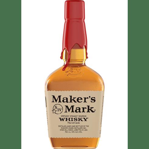 Pre Order Maker's Mark Bottle Dipping - Maker's Bourbon 750ml