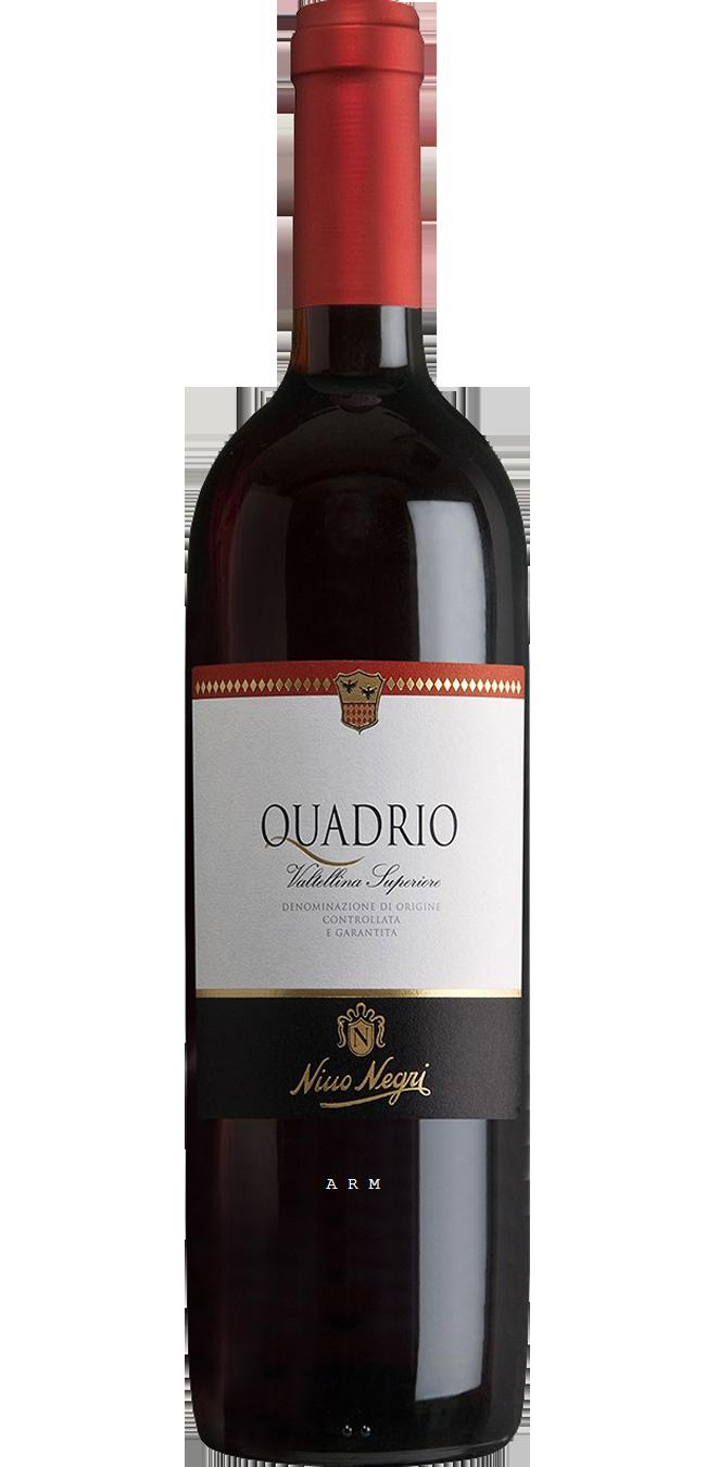Quadrio - Valtellina Superiore 750ml