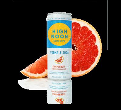 High Noon Grapefruit 4 Pack