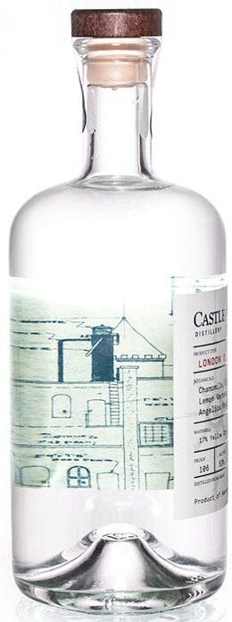 Castle Restoration Gin 750ml