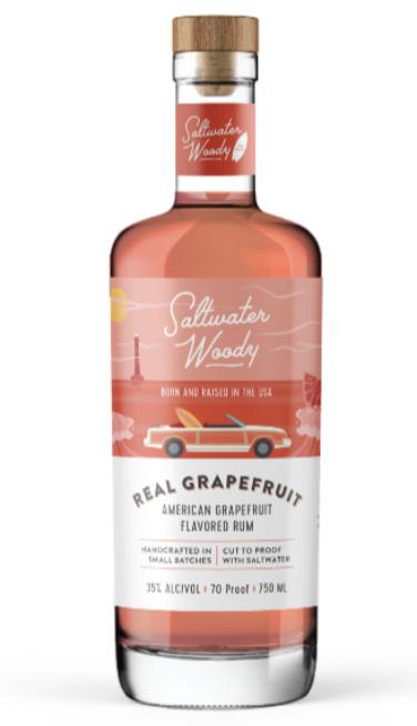 Saltwater Woody Grapefruit 750ml