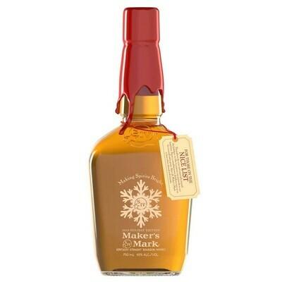 Pre-Order Maker's Mark Bottle Dipping - Maker's Snowflake