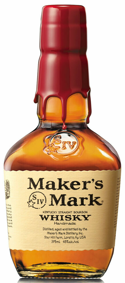Pre-Order Maker's Mark Bottle Dipping - Maker's Minis (50 ml)