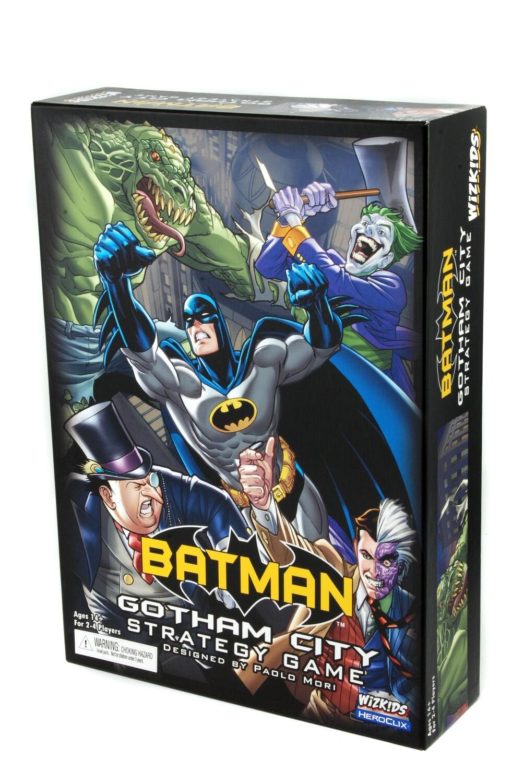 Batman Gotham City Strategy Game | Online Board Game Store ...