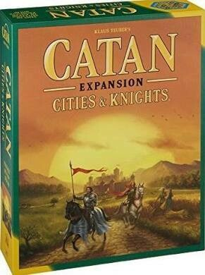 Catan Cities and Knights Expansion